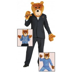 Costume Orso Carnevale Ted