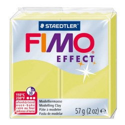 Fimo soft 57 gr staedtler panetto pasta modellabile citrina quarzo 106