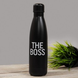 Borraccia Termica The Boss 500Ml Doppio Strato