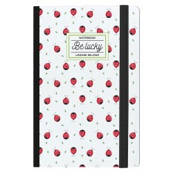 Notebook Legami Coccinelle be Lucky taccuino 12.5 x 18 cm