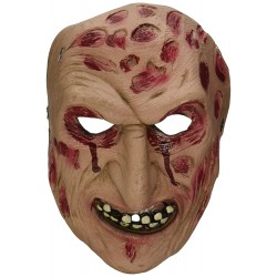 Maschera da Assassino Ustionato Freddy Krueger halloween