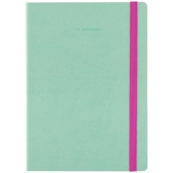My Notebook Legami taccuino Large verde acqua 17x24cm