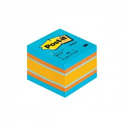 Post it mini cubo  51x51 mm 400 fogli adesivi balance