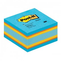 Post it cubo  76x76 mm 450 fogli adesivi balance