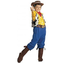 Costume billy cowboy toy story whoody vestito carnevale