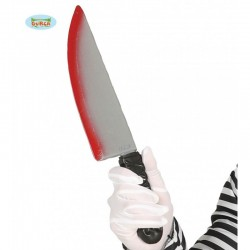 Coltello Maxi Plastica Killer Scream Halloween Carnevale 40cm