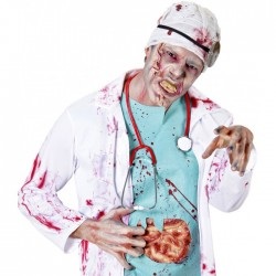 Denti horror zombie dentiera halloween