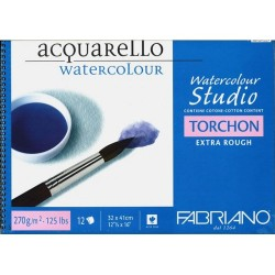 Album Acquerello Watercolour Studio Fabriano Spirale