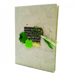 Guest book compleanno 50 anni  13x18 cm