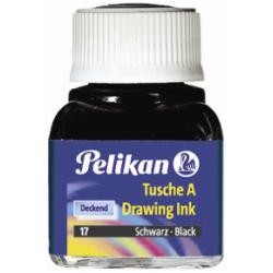 Inchiostro pelikan china  flacone 10 ml conf. 5 pz