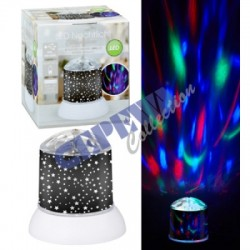 Lampada Led Stelle Multicolor