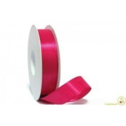 Nastro Regalo Raso Fucsia  40mm x 50mt