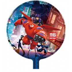 Palloncino big hero 6 43cm mylar Party elio