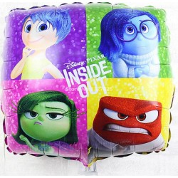 Palloncino inside out 43cm mylar Party elio