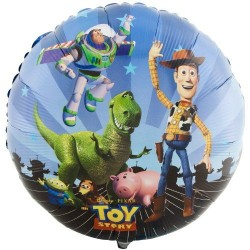 Palloncino toy story 43cm mylar Party elio