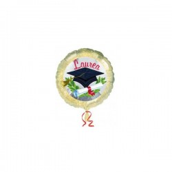 Palloncino laurea 45cm mylar Party graduation