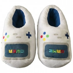 Pantofole Peluche Game Boy Antiscivolo