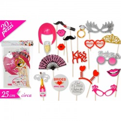 Accessori Stick Foto Party Addio al Nubilato