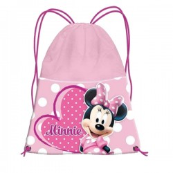 Sacca minnie disney karactermania 35x40 cm
