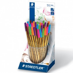 Penna sfera staedtler 434  1.00 mm colorate
