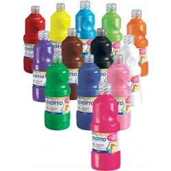 Tempera pronta giotto fluo 250 ml