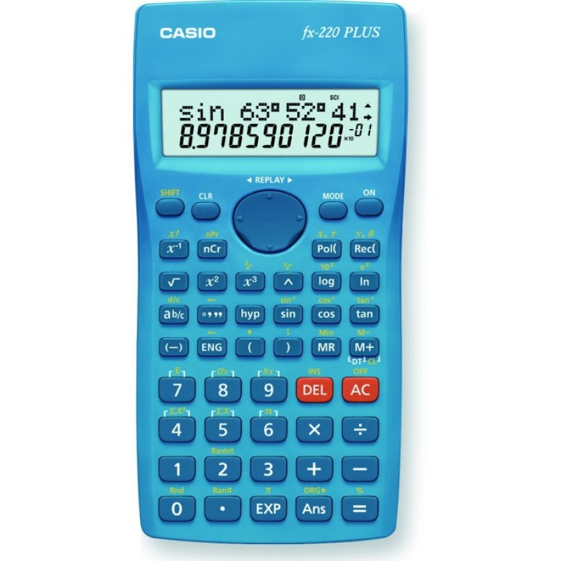 Calcolatrice scientifica fx-220-s plus casio​